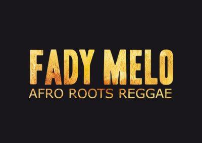 Logo du groupe de musique Fady Mélo