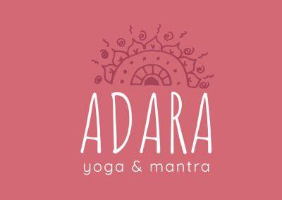Logo cours de yoga et chant de mantra