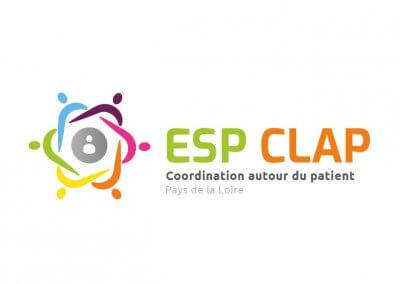 Logo des ESP CLAP Pays de la Loire