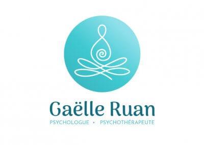 Logo de Gaëlle Ruan psychologue et psychothérapeute à Orléans
