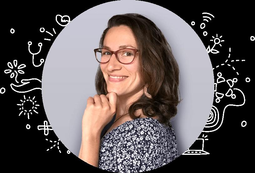 Marie Chiron webdesigner webmaster en Haute Garonne proche de toulouse